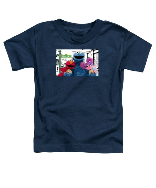 Sesame Street Toddler T-Shirt