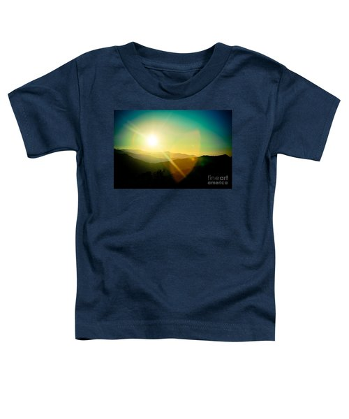 Sunrise In Himalayas Artmif Photo Raimond Klavins Toddler T-Shirt