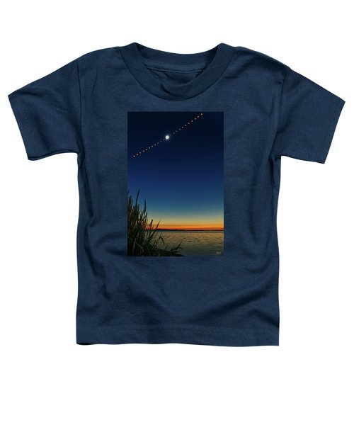 2017 Great American Eclipse Toddler T-Shirt