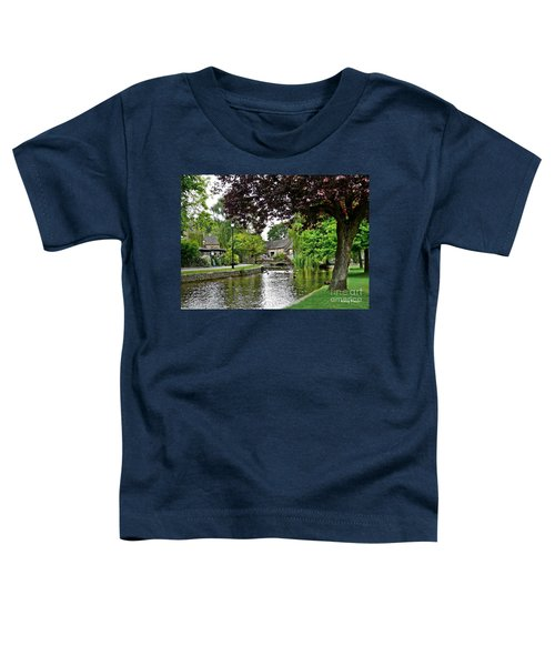 Bourton-on-the-water Toddler T-Shirt