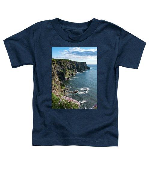 Cliffs Of Moher, Clare, Ireland Toddler T-Shirt