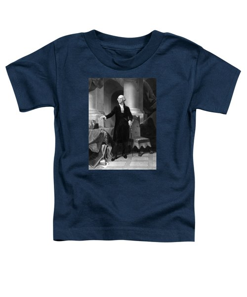 President George Washington  Toddler T-Shirt