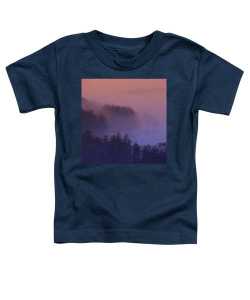 Melvin Bay Fog Toddler T-Shirt
