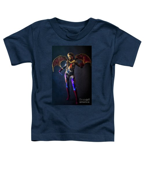 Bodypainting Toddler T-Shirt