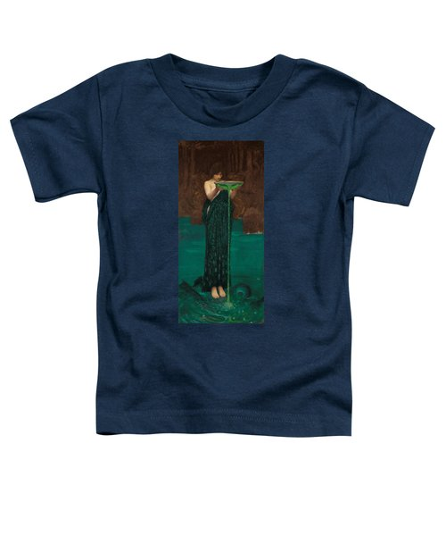 Circe Invidiosa Toddler T-Shirt