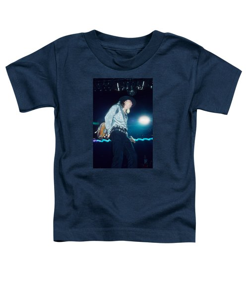 Stevie Ray Vaughan Toddler T-Shirt