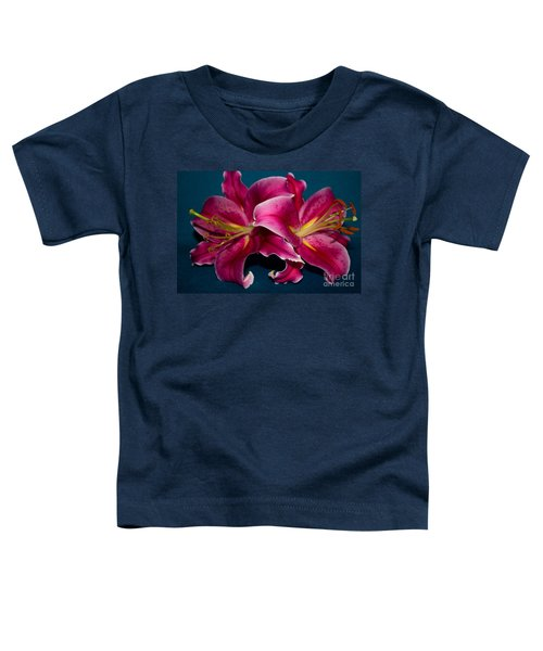 A Bunch Of Beauty Floral Toddler T-Shirt
