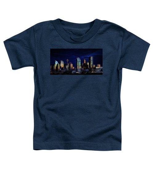 A Calgary Sunrise Toddler T-Shirt