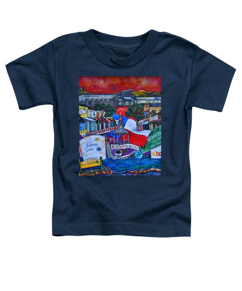 A Church For The City Toddler T-Shirt
