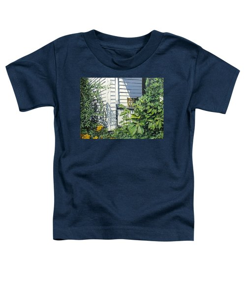 A Corner Of Summer Toddler T-Shirt