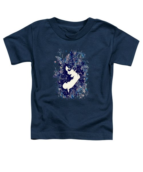 A Hell To Pay - Blue Toddler T-Shirt