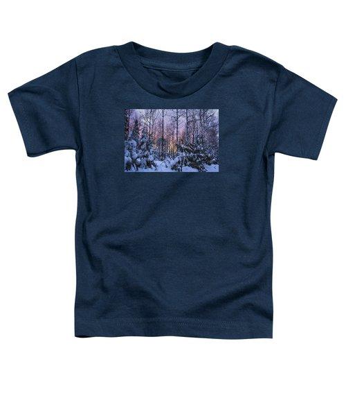 A Hidden Trail Toddler T-Shirt