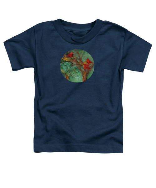 A Home In The Woods Toddler T-Shirt