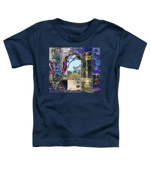 A Narrow But Magical Door Toddler T-Shirt