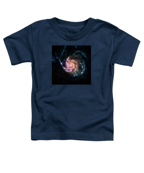A Pinwheel In Many Colors Toddler T-Shirt