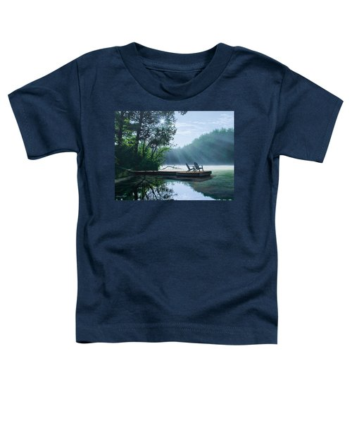 A Place To Ponder Toddler T-Shirt