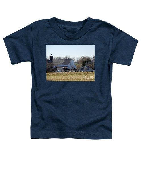 A Sunny November Afternoon Toddler T-Shirt