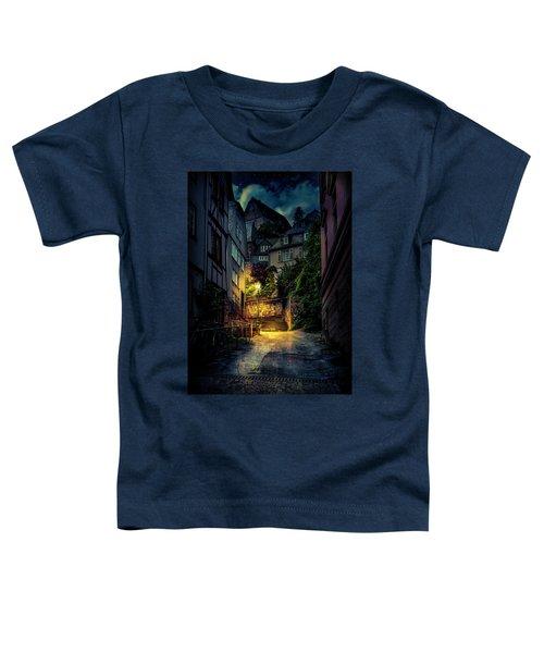 A Wet Evening In Marburg Toddler T-Shirt