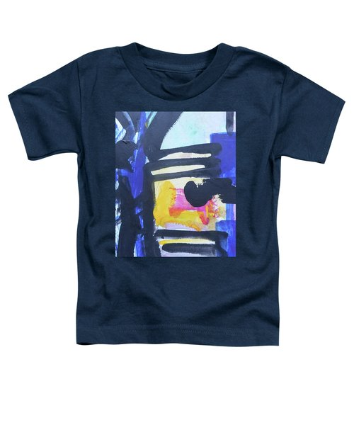 Abstract-16 Toddler T-Shirt