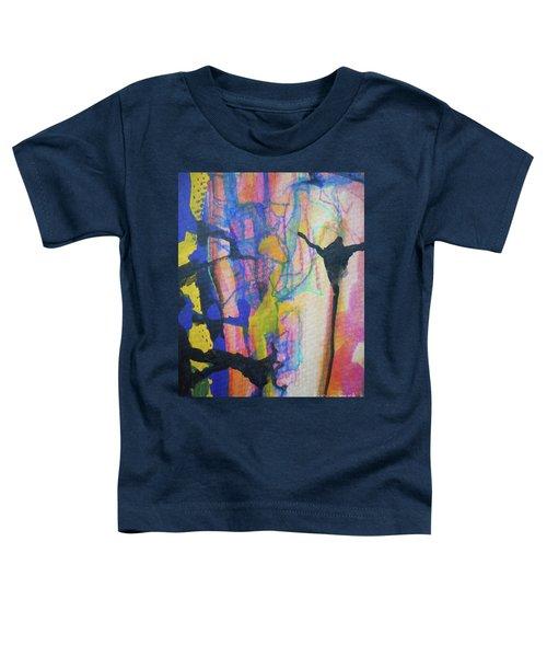 Abstract-3 Toddler T-Shirt