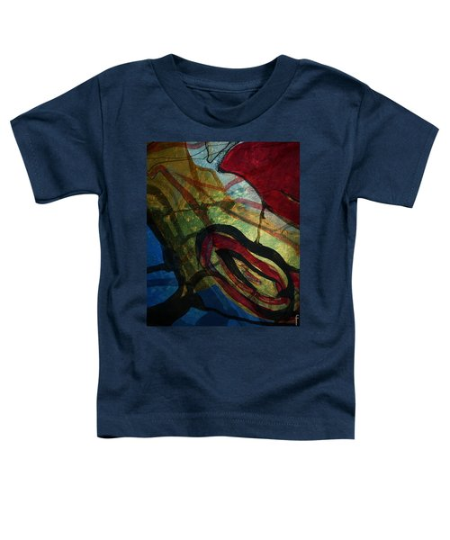 Abstract-31 Toddler T-Shirt