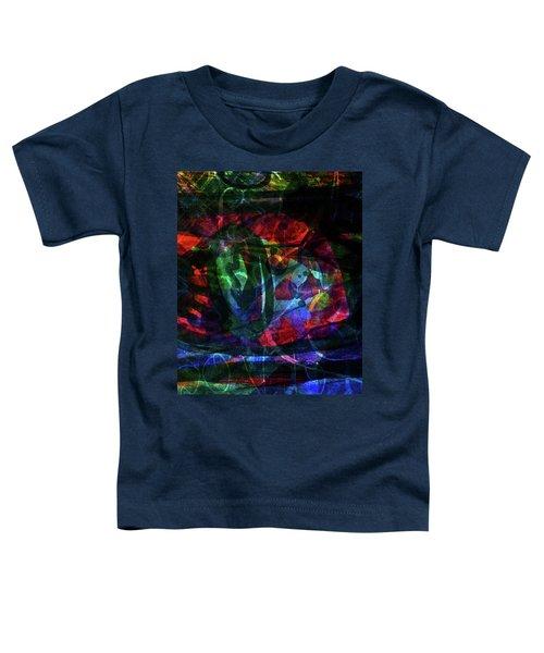 Abstract-34 Toddler T-Shirt