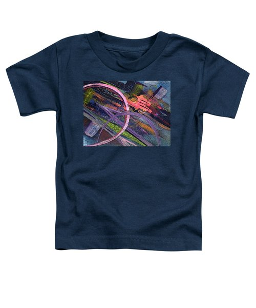 Abstract Blast Toddler T-Shirt