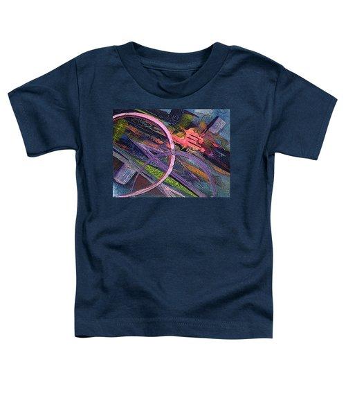 Abstract Blast Toddler T-Shirt