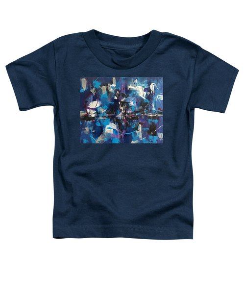 Abstract II Toddler T-Shirt