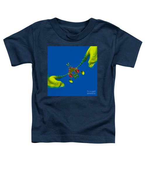Abstract Lobster 9137205141 Toddler T-Shirt