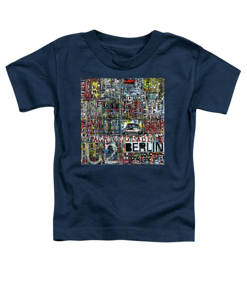 Achtung Baby Toddler T-Shirt