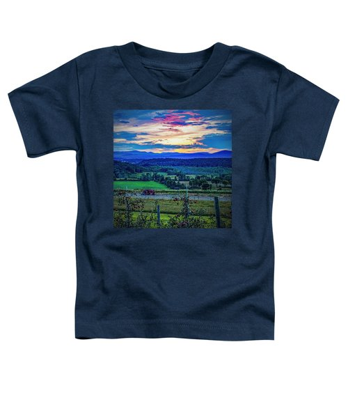Adirondack Country Toddler T-Shirt