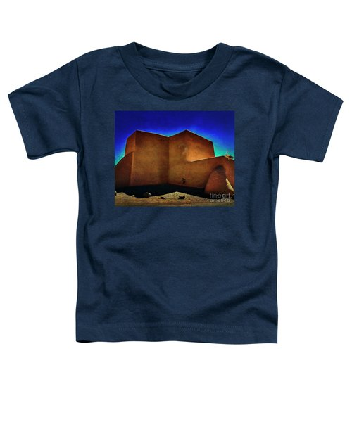 Adobe Church II Toddler T-Shirt