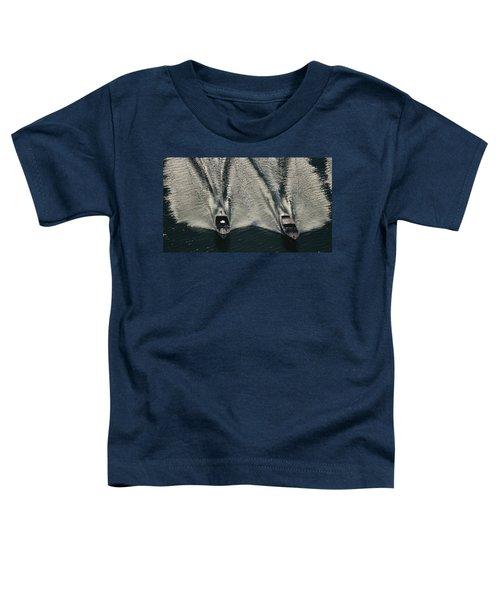 Aerial Wash Toddler T-Shirt