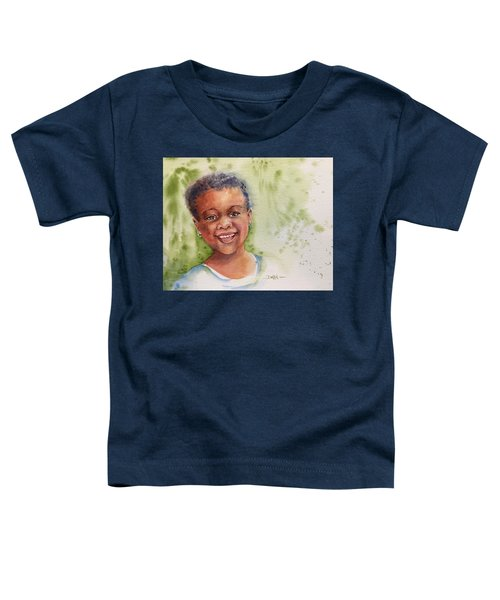 African Girl Toddler T-Shirt