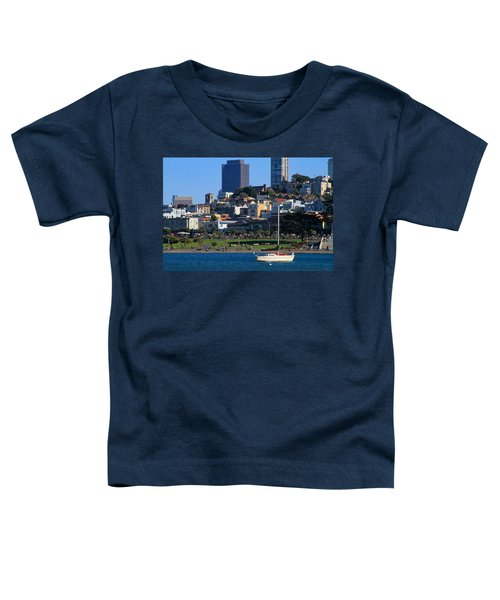 Afternoon At Maritime Park Toddler T-Shirt