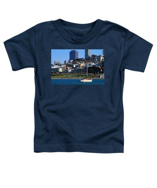 Afternoon At Maritime Park Toddler T-Shirt