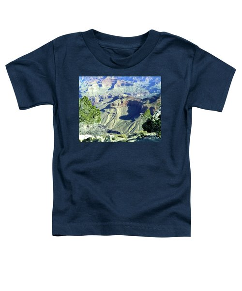 Afternoon View Grand Canyon Toddler T-Shirt