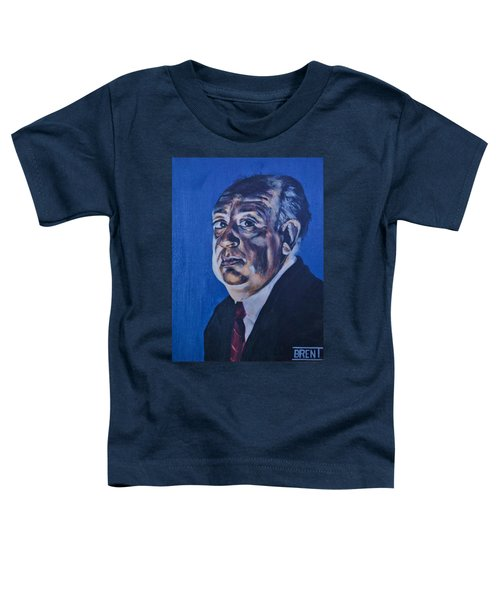 Alfred Hitchcock Toddler T-Shirt