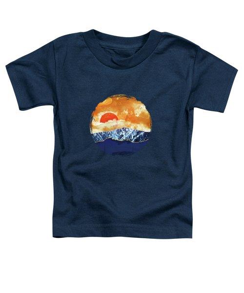 Amber Dusk Toddler T-Shirt by Katherine Smit