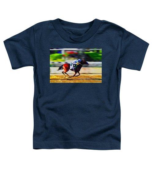 American Pharoah Toddler T-Shirt