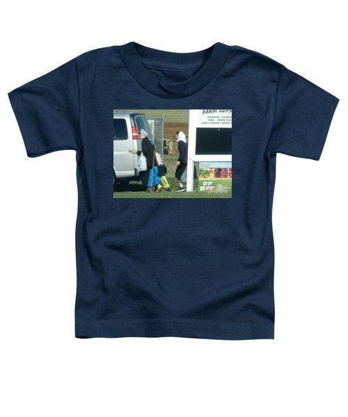 Amish Auction Toddler T-Shirt