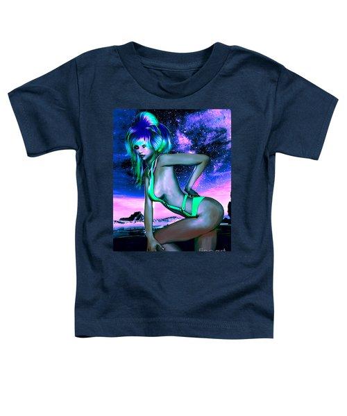 Andromeda Toddler T-Shirt