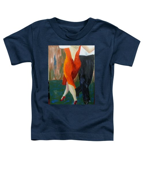 Another Tango Twirl Toddler T-Shirt