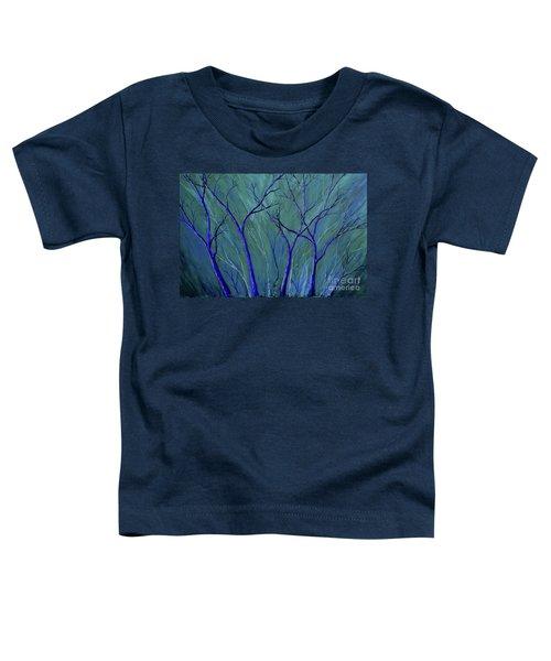 Aqua Forest Toddler T-Shirt