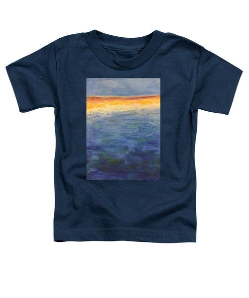 Aquamarine Toddler T-Shirt