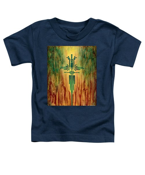 Archangel Michael Toddler T-Shirt