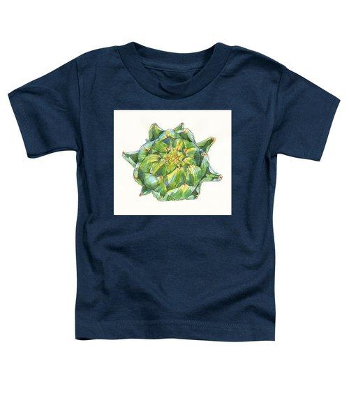 Artichoke Star Toddler T-Shirt