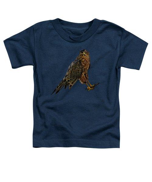 Cooper's Hawk No.32 Toddler T-Shirt