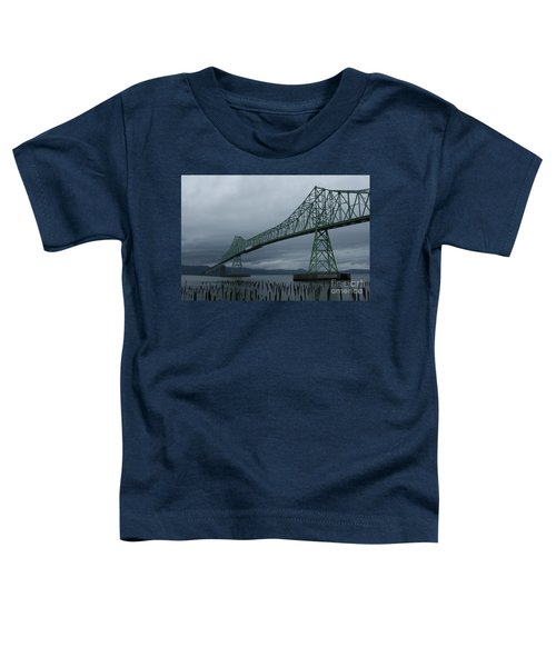 Astoria Bridge Toddler T-Shirt